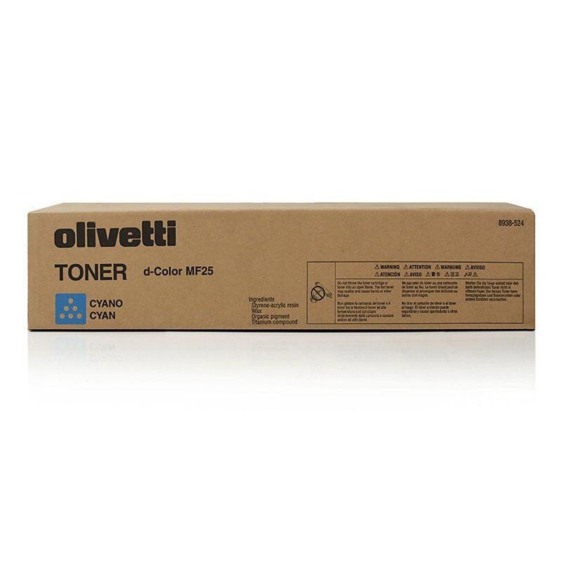 Toner Originale Ciano B0536...