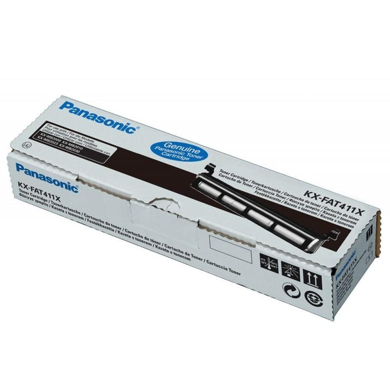 Toner Originale KX-FAT411X...